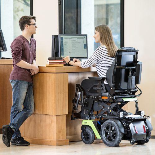 Ottobock powerchairs