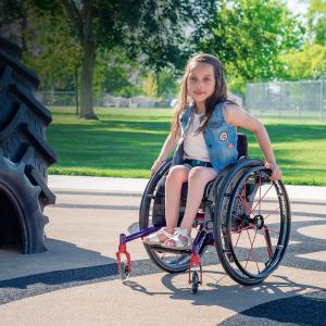 Paediatric Wheelchair