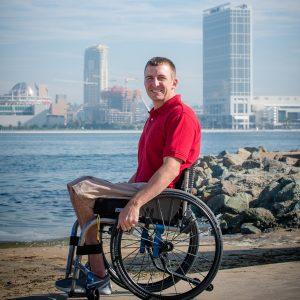 Active Rigid Wheelchair