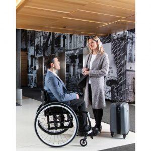 Active Folding Wheelchair