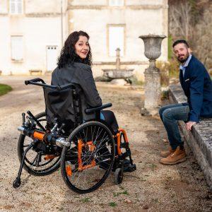 Wheelchair add-ons