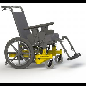 PDG_Mobility_Stellar-IMPACT_Tilt-in-Space_Wheelchair_YELLOW