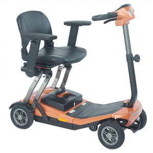 Smilie Autofold -folding-electric-mobility-scooter - 2